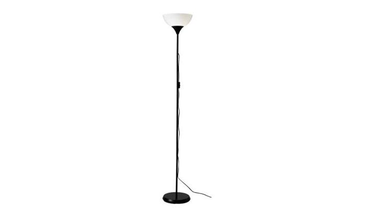 Ikea 101.398.79 NOT Floor Uplight Lamp