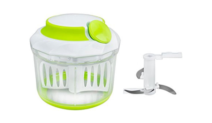 Brieftons QuickPull Food Chopper
