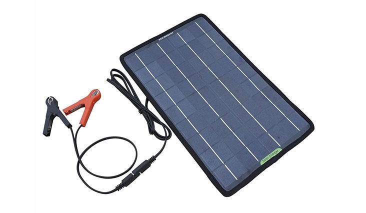 ECO-WORTHY 12 Volts 10 Watts Portable Power Solar Panel