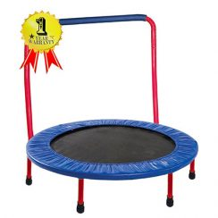 Portable & Foldable Trampoline from Gymenist
