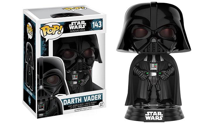 POP Star Wars: Rogue One - Darth Vader2