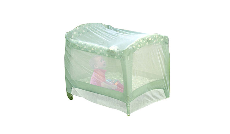 Nuby Baby Playpen Netting, Universal Size, Pack N Play Mosquito Net Tent