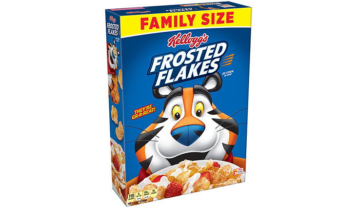Kellogg's Frosted Flakes, 26.8 Oz