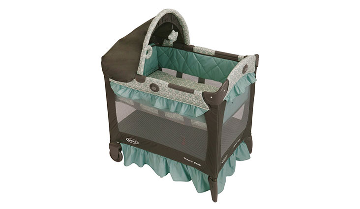 Top 10 Best Travel Beds for Baby and Toddler in Review 2017
