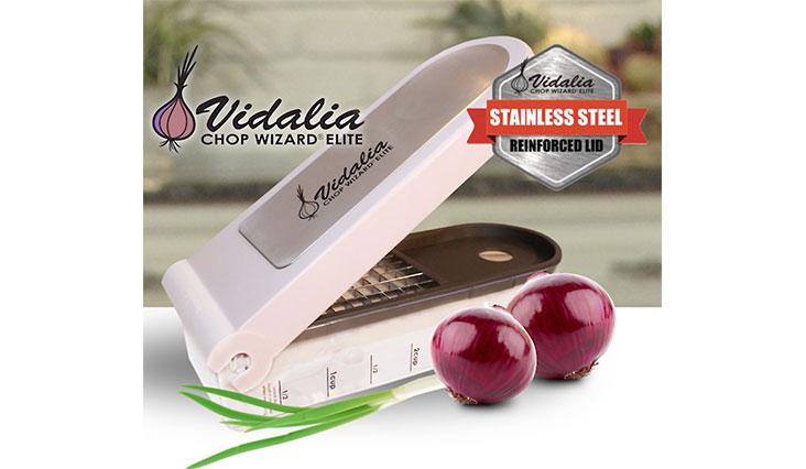 Vidalia Chop Wizard Elite