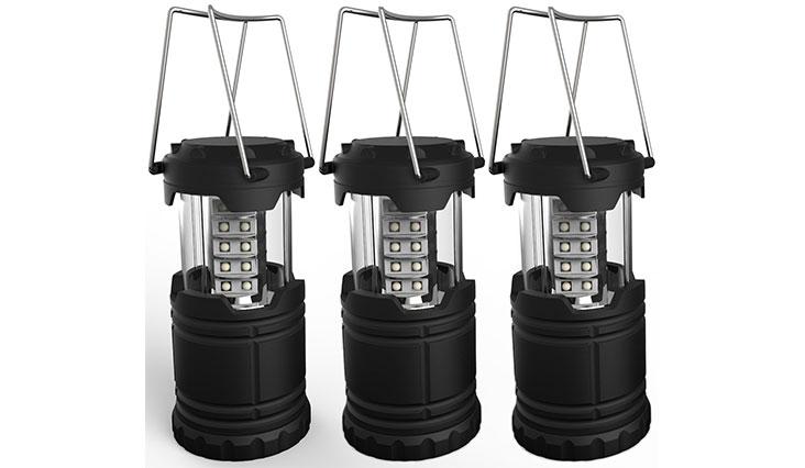 Portable LED Camping Lantern
