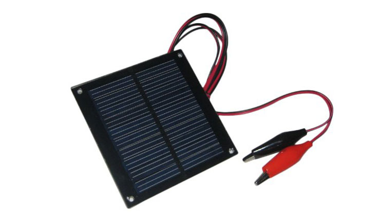 Sunnytech® 0.5W 5V 100mA Mini Solar Panel GP80*80-10A100