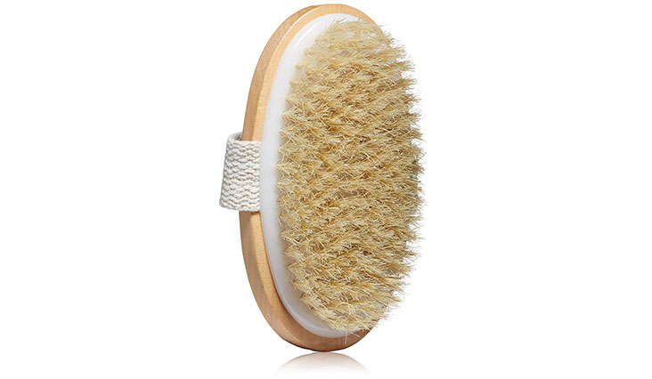 Fantasea Natural Bristle Body Brush