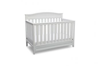 Top 10 Best Mini Cribs For Small Spaces in Review 2017