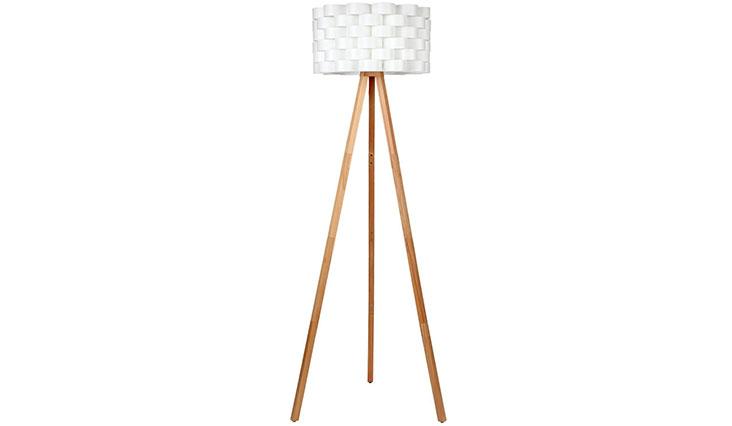 Brightech – Bijou LED Tripod Floor Lamp