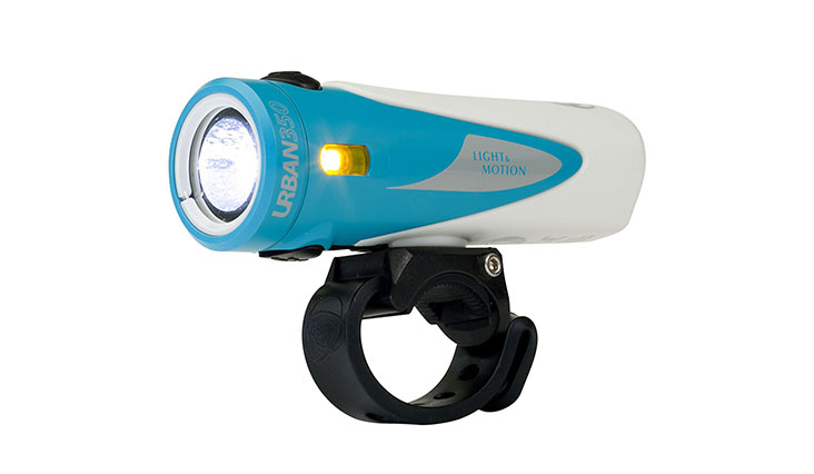 Light & Motion Urban 350 Bike Headlights