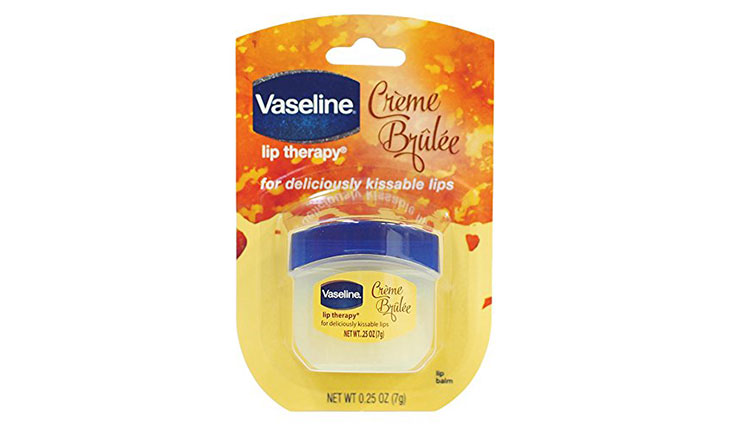 Vaseline Lip Therapy, Creme Brulee