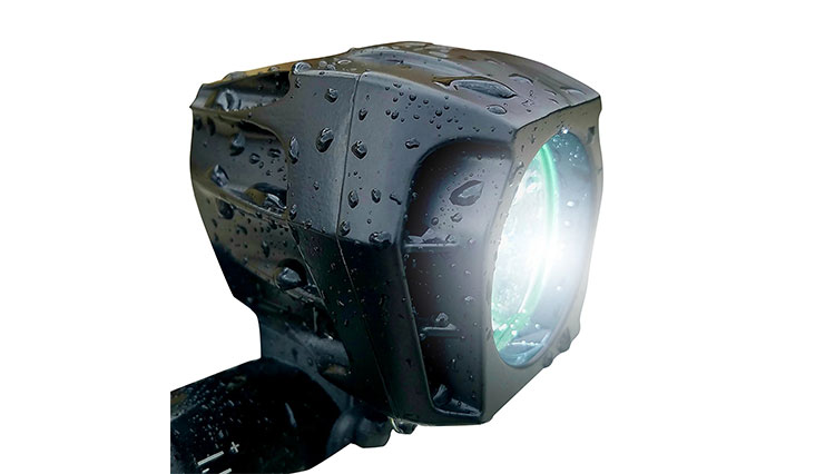 Bright Eyes 1600 lumen Rechargeable front light