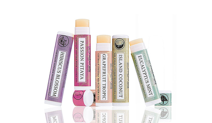 ArtNaturals Natural Lip Balm Beeswax