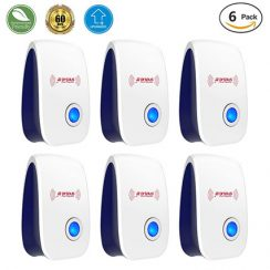 Ultrasonic Pest Repeller-Foursous