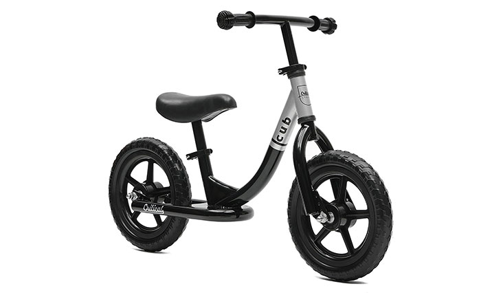 Critical Cycles Cub No-Pedal Balance Bike for Kids