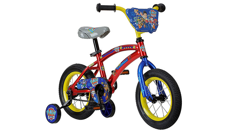 "Paw Patrol 12"" Bicycle"