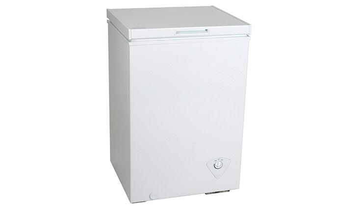 Koolatron KTCF99 3.5 cu. ft. Chest Freezer, White