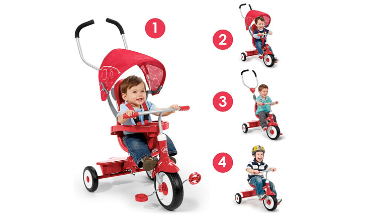 Top 10 Best Tricycles For Kids in Review 2017
