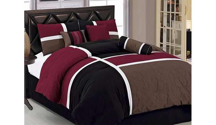 Top 10 Best Bedding Comforter Sets for Goodnight Sleep in Review 2018
