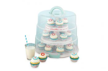 Top 10 Best Cupcake Carriers for Picnics in Review 2018