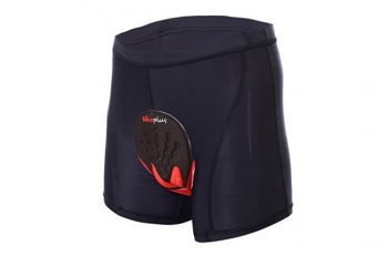 Top 10 Best Men Outdoor Recreation Underwear for Cycling in Review 2018