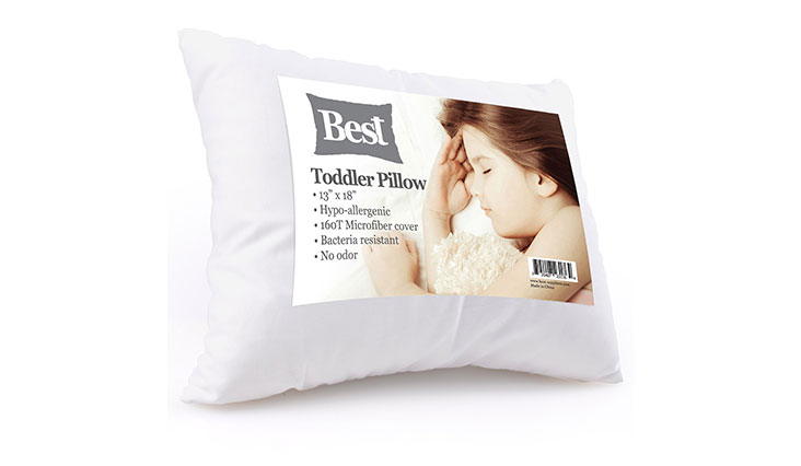 Top 10 Best Baby Pillows For Your Baby In Review 2018