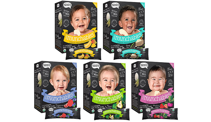 Top 10 Best Healthy Baby Snack Foods for Your Children in Review 2018