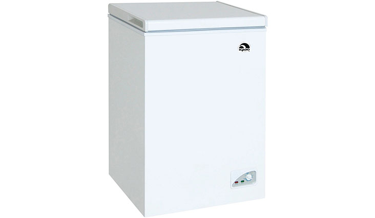 3.5 Cubic Foot Chest Freezer