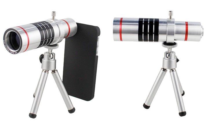 Buy optical zoom mobile phone telescope lens dowin ranipobo