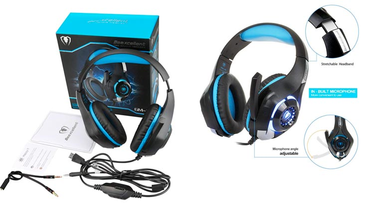 Top 10 Best Affordable PC Gaming Headsets for Gamer in Review