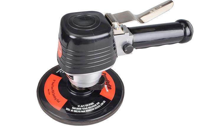 6-inch Dual-Action (DA) Air Sander
