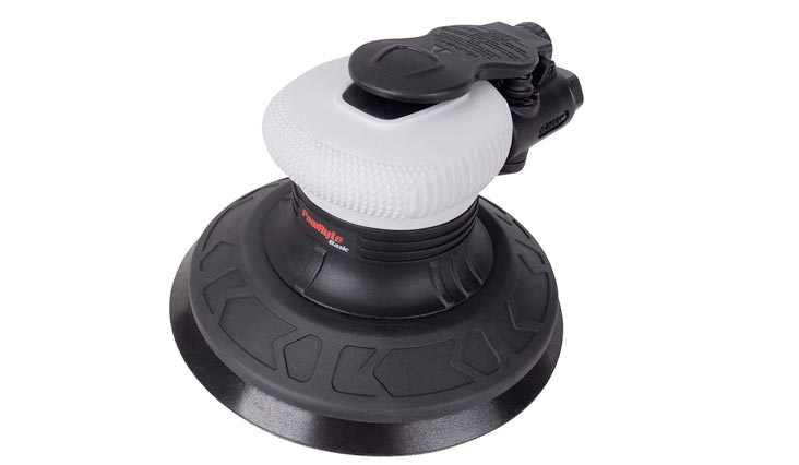 6-Inch Air Random Orbital Palm Sander