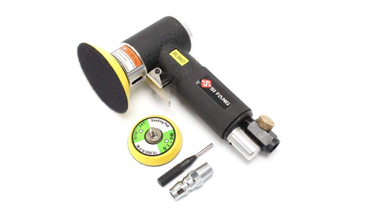 2'' 3'' Mini Orbital Air Sander for Auto Body Work