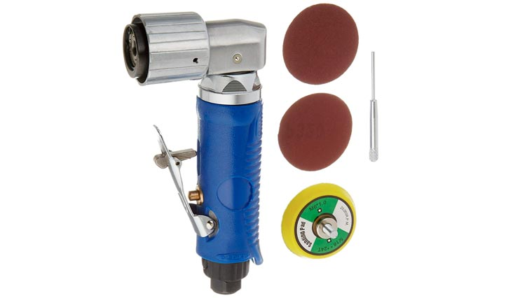 "2"" Mini Orbital Air Sander"