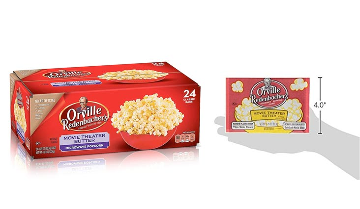 Top 10 Best Microwave Popcorn for Home Movie in Review