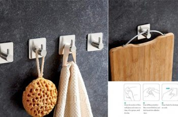 Top 10 Best Quality Towel Hooks for Bathroom in Review 2018