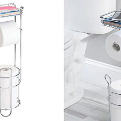 Top 10 Best Toilet Paper Holders for Bathroom in Review 2018