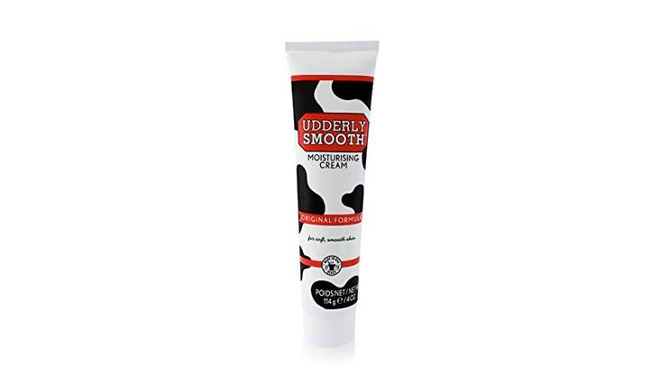 Udderly Smooth Hand Cream 4 oz
