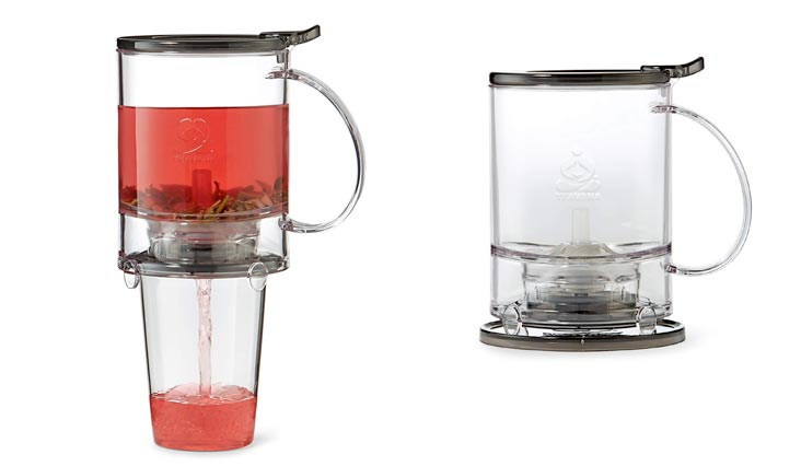 Black Teavana Perfectea Maker: 16oz