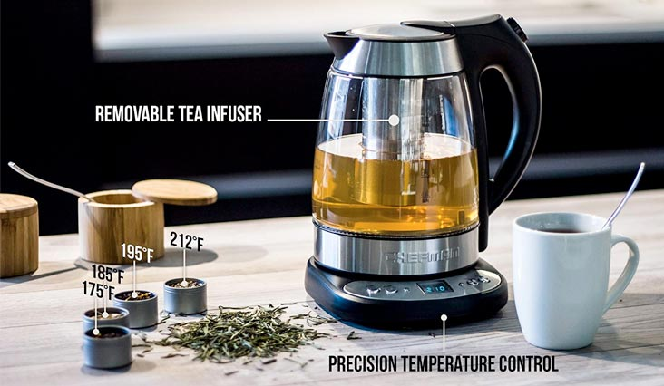 Top 10 Best Hot Tea Maker for Regular Tea Consumer in Review