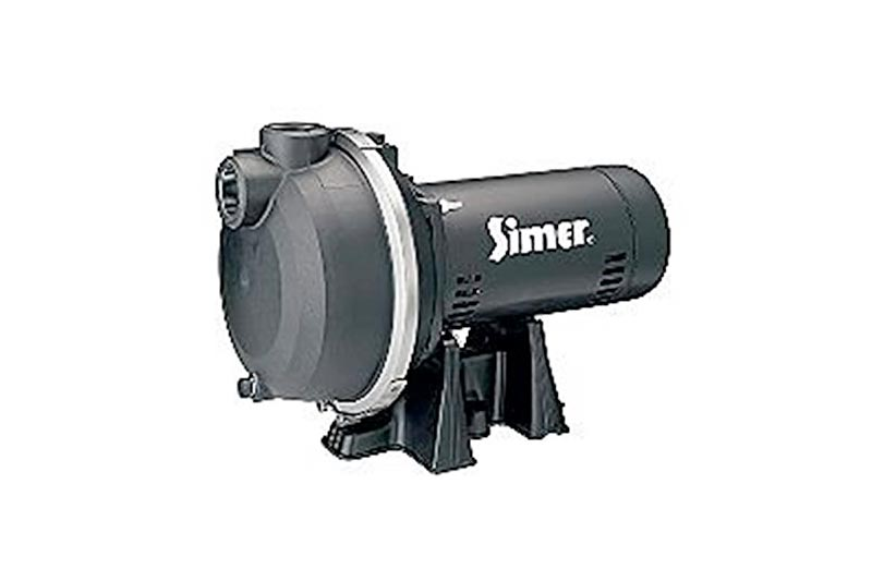 3.8 out of 5 stars 19 Reviews Simer 3420P 2 HP Spinkler System Pump