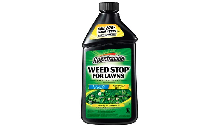 Spectracide 95834 Weed Stop for Lawns, 32-Ounce Concentrate