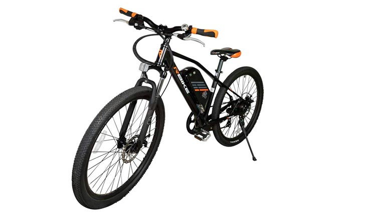 Mountain Bike Outdoor Sports Bicycle Built-in Electric Powerful Electric Motor of 48V 250W Ship From California USA