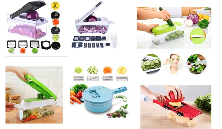 Best Vegetable Chopper to Have in Kitchen in Review 2018