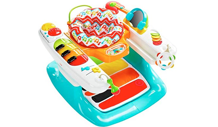 Fisher-Price 4-in-1 Step 'n Play Piano