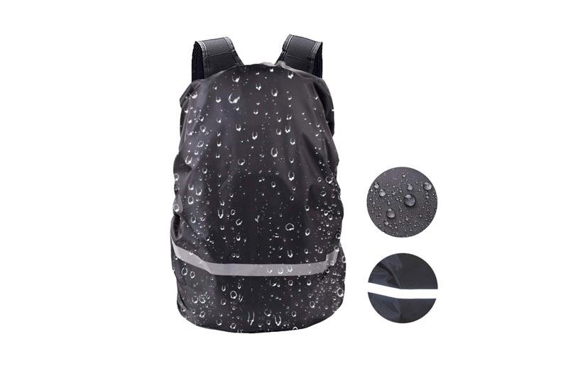 RoseLily Reflective Waterproof Backpack Rain Cover (18-70L) High Visible Protector Hiking