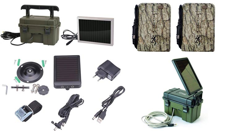 Best Batteries for Game Cameras : 11 Reviews, Trail, Stealth, Hunting
