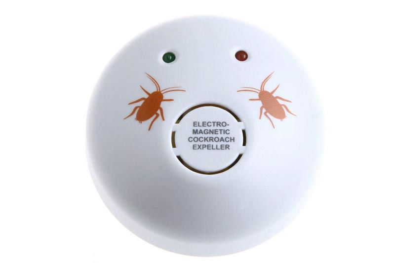 Chariot Trading - Electronic Electromagnetic Cockroach Pest Bedbug Repeller - CJ-BG-000121