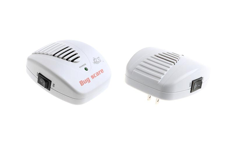 Electronic Ultrasonic Mouse Rat Repellent Repeller US Standard
